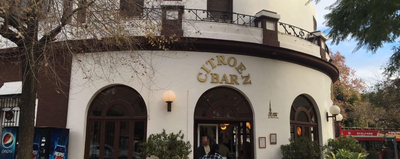 El juzgado suspende cautelarmente el cierre del Bar Citroen