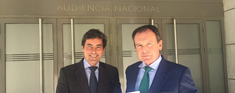 Sanguino Abogados presenta ante la Audiencia Nacional la denuncia en defensa de los Afectados por la Venta del Banco Popular