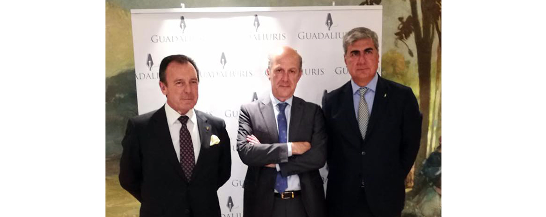 Miguel Cuéllar, nuevo presidente de Guadaliuris