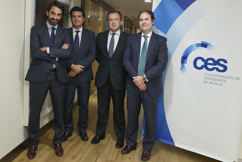 Se inicia el plan de formación para empresas de la CES