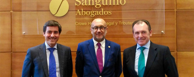 Manuel J. Marchena se incorpora a Sanguino Abogados como nuevo consejero