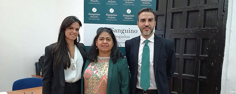 Sanguino Abogados organiza su I Ciclo de Asesoramiento en Utrera