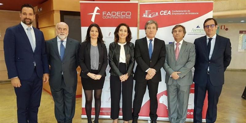 Sanguino Abogados participa en una Jornada de Fadeco y la CEA