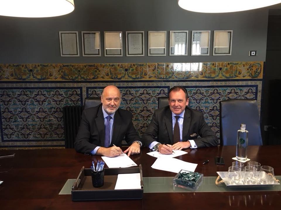 Sanguino Abogados y Gilmar colaborarán en la promoción y venta de activos inmobiliarios
