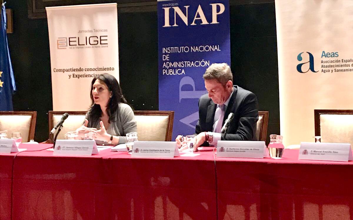 Sanguino Abogados analiza en Madrid la nueva Ley de Contratos del Sector Público en el mayor foro especializado