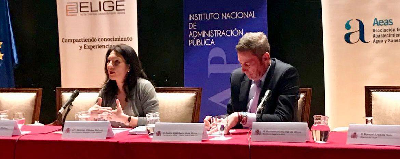 Sanguino Abogados aborda la nueva Ley de Contratos del Sector Público ante 500 participantes en el mayor foro especializado en esta normativa