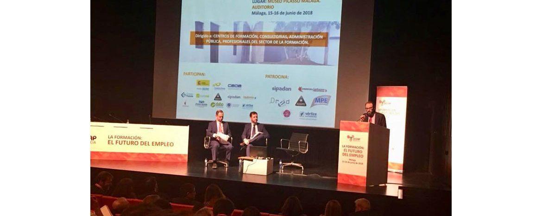 Sanguino Abogados en el Congreso Andaluz de Empresas de Formación