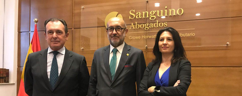 Manuel J. Marchena, consejero de Sanguino Abogados, elegido presidente de la Asociación Española de Empresas Gestoras de los Servicios del Agua Urbana