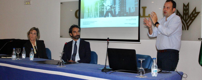 Sanguino Abogados presenta a empresas de los frutos rojos la aplicación de la tecnología blockchain en el sector agroalimentario