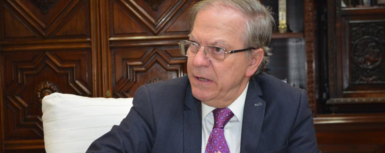 """""""Como dijo uno de mis antecesores, José Mª Izquierdo:  'La Cabalgata del Ateneo tiene que pasar fugaz, como un sueño'"""""""