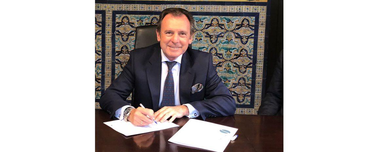 Ernesto Sanguino representará a la Cámara de Comercio de Sevilla en la Junta Arbitral de Transporte de la Junta de Andalucía