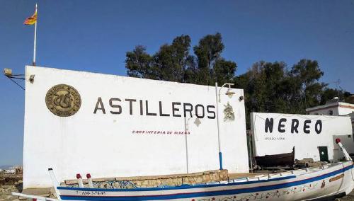 El TSJA blinda a los Astilleros Nereo para continuar su actividad en la playa de Pedregalejo