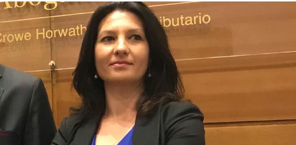 Vanessa Villegas, de Sanguino Abogados, asesorará a mujeres universitarias para que puedan emprender