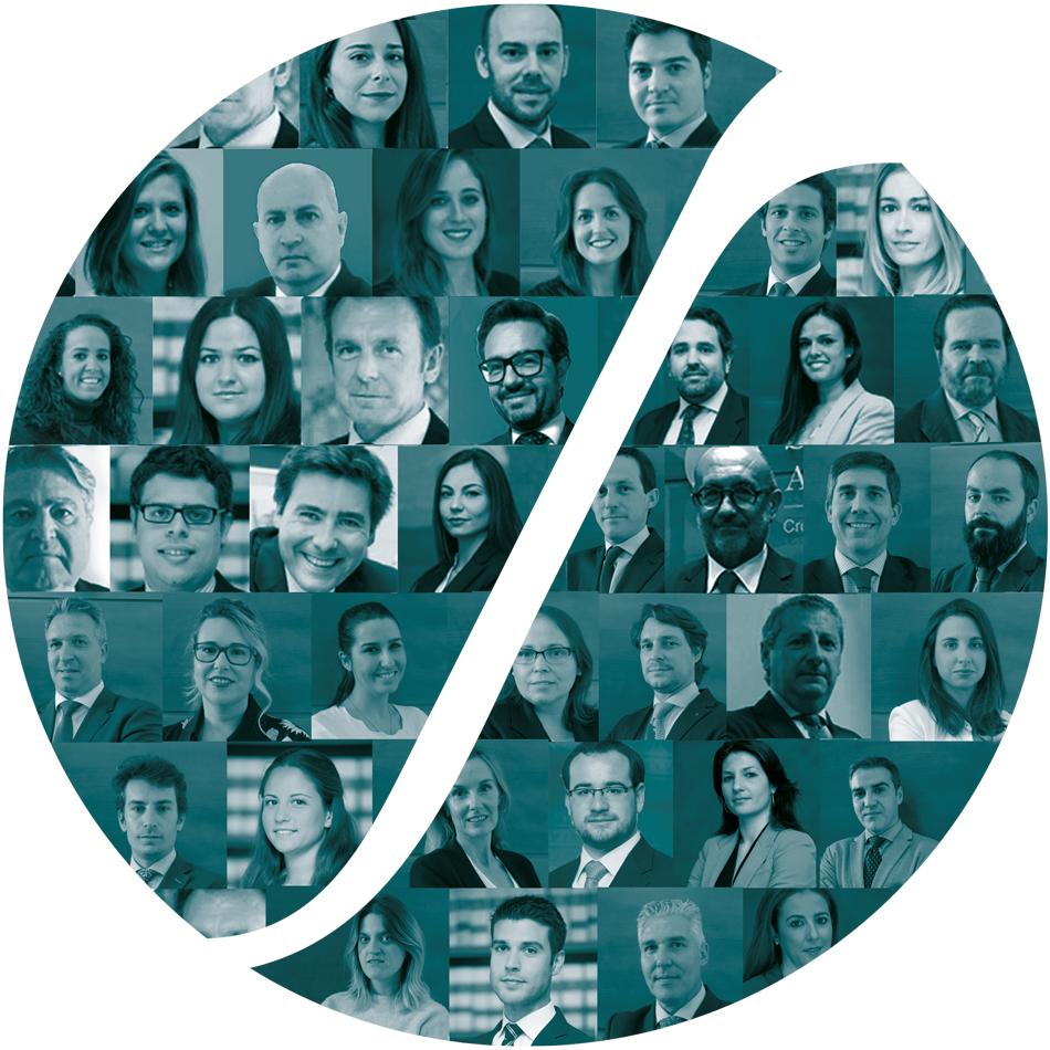 Un equipo de profesionales renovado y reforzado que garantiza la calidad en la atención a nuestros clientes
