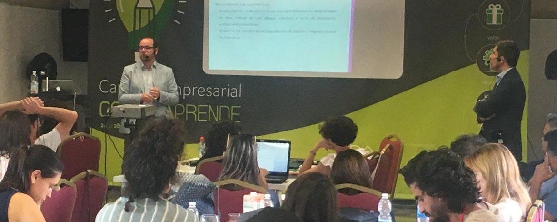 Sanguino Abogados participa en el Campus empresarial CoEmprende para formar a jóvenes emprendedores