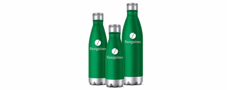 Sanguino Abogados dejará de usar vasos y botellas de plástico