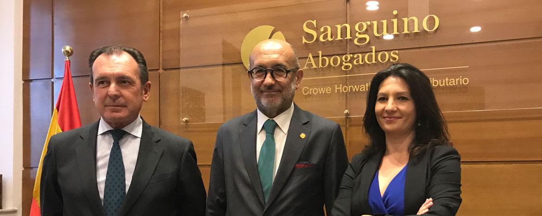 Manuel Marchena reclama un urbanismo integrador que recupere el diálogo entre Administración y empresas