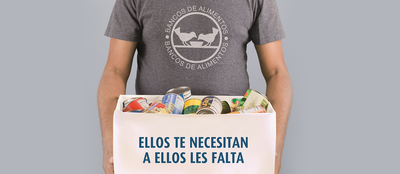 Sanguino Abogados lanza una campaña de recogida de alimentos