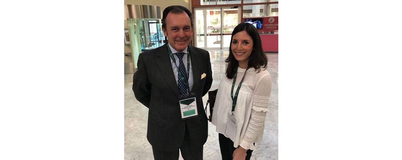 Intervención en la cuarta edición de las Jornadas de Derecho Deportivo del Real Betis