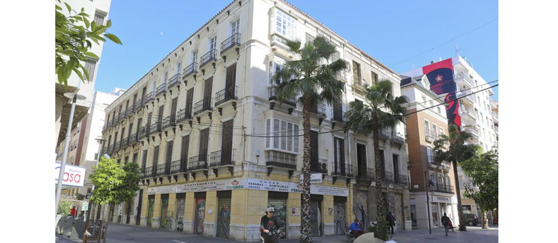 Sanguino Abogados coordina en Málaga una operación para revitalizar la zona del Soho con un Hotel de unas 80 habitaciones