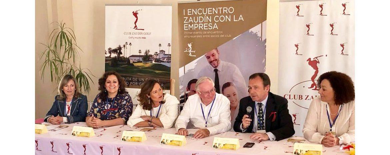 Sanguino Abogados apoya la nueva estrategia del Club Empresa Zaudín para sumar y atraer a nuevas empresas