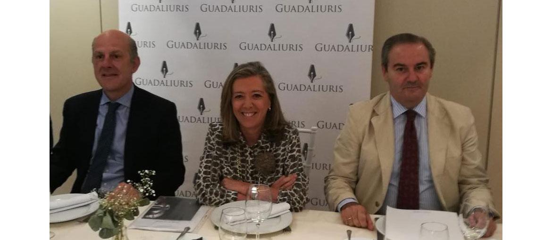La Secretaria Coordinadora de los Juzgados de Sevilla participa en los encuentros de Guadaliuris