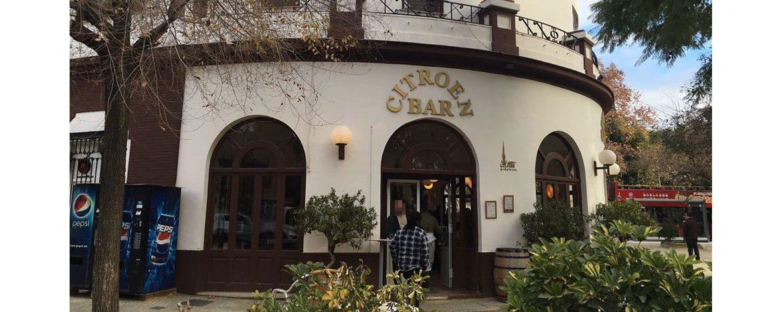Sanguino Abogados logra que el Bar Citroen siga abierto tras anular un Juzgado la resolución de cierre acordada por el Ayuntamiento