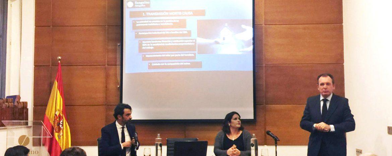 Sanguino Abogados crea un foro para asesorar a empresas sobre el relevo generacional en las sociedades familiares