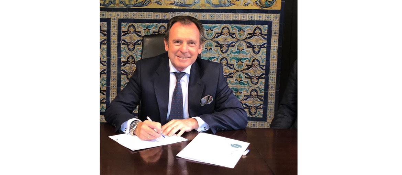 Ernesto Sanguino representará a la Cámara de Comercio de Sevilla en la Junta Arbitral de Transporte de la Junta de Andalucía.