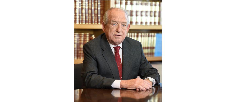 El abogado D. Jesús Bores Sáiz es distinguido con la Cruz de la Orden de San Raimundo de Peñafort
