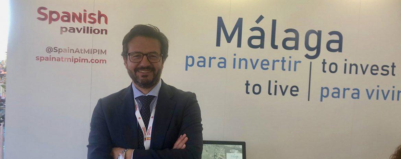 Sanguino Málaga presenta en MIPIM 2019 tres nuevos proyectos para su desarrollo en la capital de la Costa del Sol