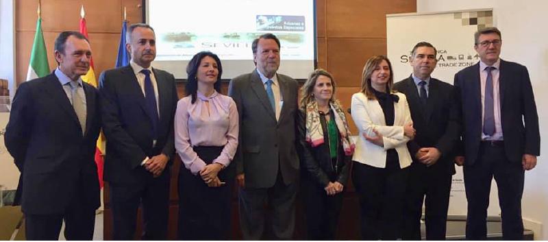 La sede de Sanguino Abogados acoge una Jornada para fomentar la actividad empresarial en la Zona Franca de Sevilla