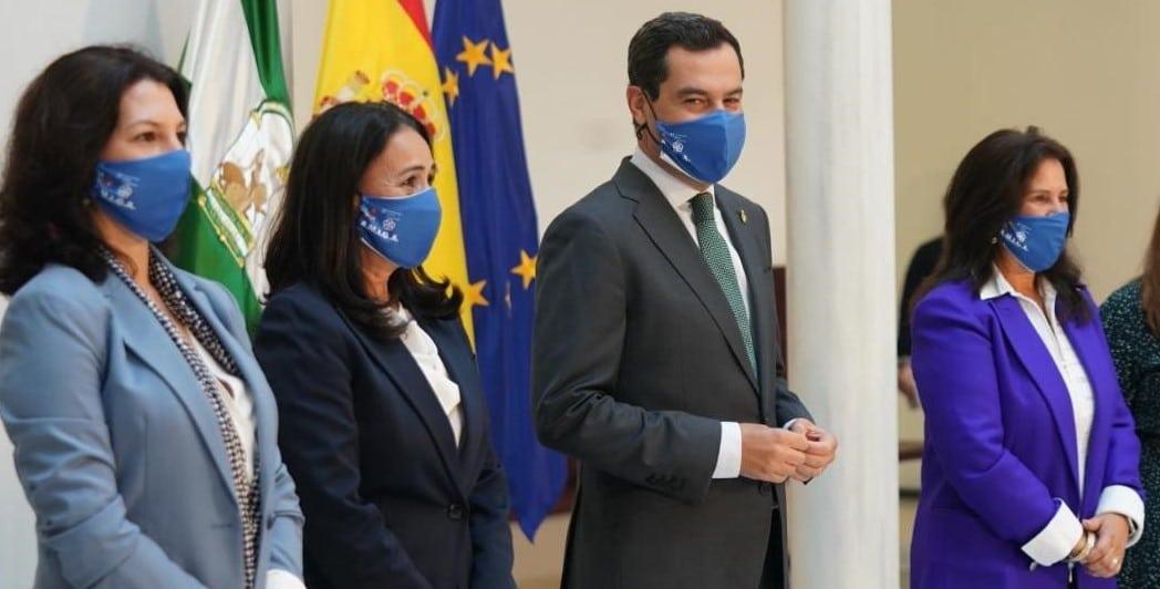 El Presidente de La Junta de Andalucía apuesta por el Medio Ambiente
