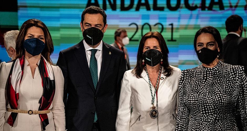 Medalla de Oro de Andalucía al Mérito Medioambiental